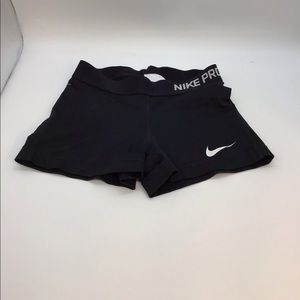 Nike Pro Dri Fit workout shorts Sz S